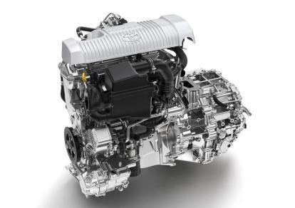 Le moteur essence 1,5 litre de la Yaris Hybride