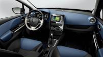 L'interieur de la nouvelle Renault Clio 4