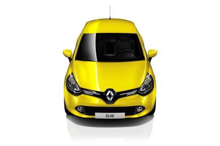 La face avant de la Clio 4 marque la nouvelle identité de Renault