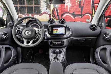 smart fortwo electric drive (C453) 2016