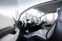 BMW i3 coupé : des sièges au design original