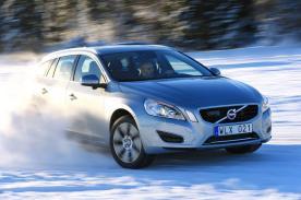 La Volvo V60 Plug-In Hybrid affiche 6,1 s. au test d'accélération de 0 à 100 km/h.