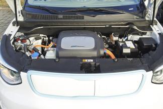 Le moteur électrique du KIA Soul EV