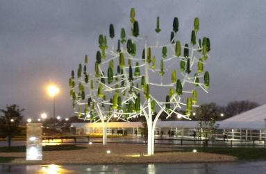 arbre à vent