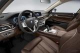 BMW 740e iPerformance - Vue intérieur