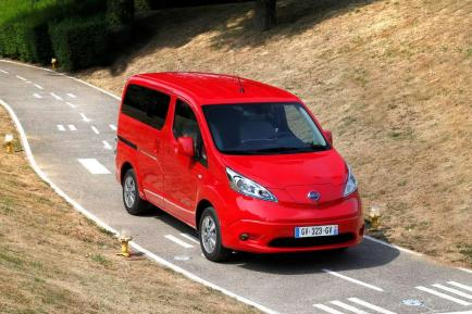 Nissan e-NV200 Evalia 7 places