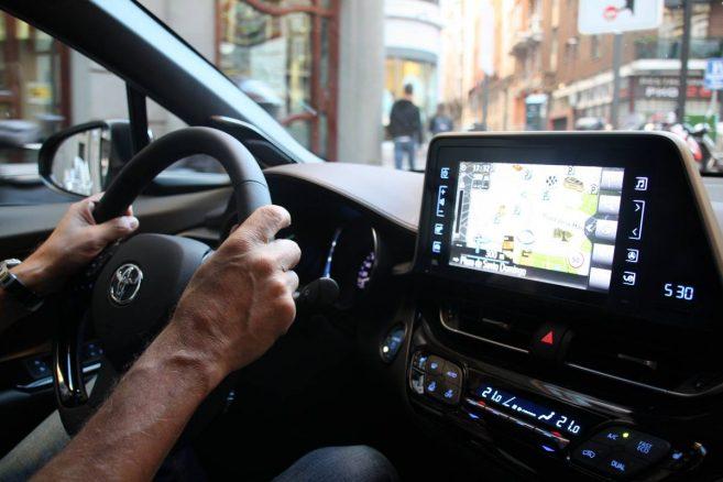 Essai : au volant du Toyota C-HR hybride