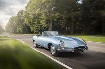 Jaguar E Type Zéro