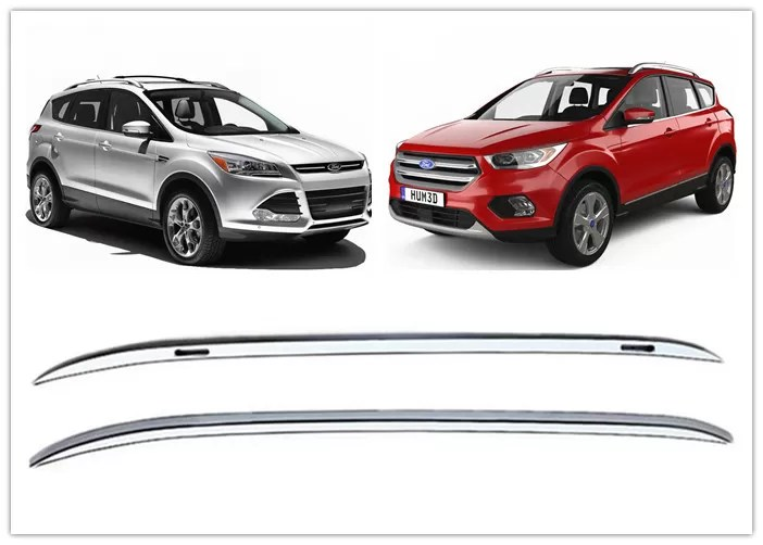 whole unit aluminium alloy roof racks for ford kuga escape 2013 and 2017