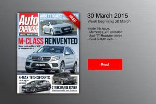 Download Auto Express for free on iPad now