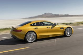 Deep Dive: Mercedes-AMG GT4 Takes On the Porsche Panamera