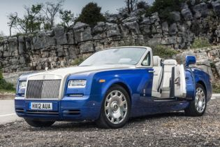 Next Rolls-Royce Phantom to Slim Down Thanks to Aluminum Platform