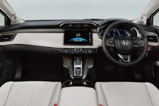 New Honda Fuel Cell Car Spawns Next-Gen Plug-in, Conventional Hybrids