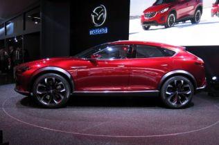 Mazda Koeru Concept Provides a Hint at the Next CX-9