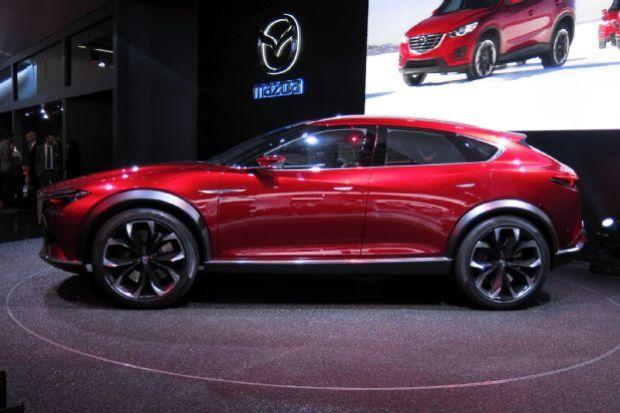 Mazda Koeru Concept Live Profile