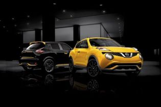 2016 Nissan Juke Stinger Edition Dons Black and Yellow Accents in L.A.