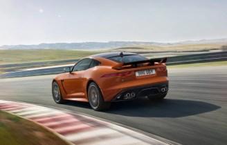 2017 Jaguar F-Type SVR preview: Video