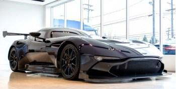 Second Aston Martin Vulcan arrives in the U.S.