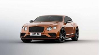 2017 Bentley Continental GT Speed: Bentley fastest model ever