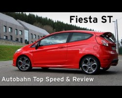Fiesta ST in Autobahn Country – Everyday Driver Europe