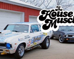 Ohio Street Freak: 1969 Chevrolet Nova – The House Of Muscle Ep. 4