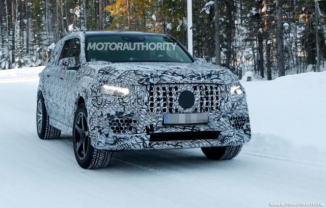 2021 Mercedes-AMG GLS 63 New Spy Photos Available >> 2020 Mercedes Amg Gls63 Spy Shots Automobilebrand Com
