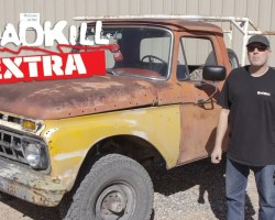 Freiburger Revisits His Old Ford F250! – Roadkill Extra