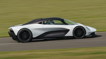 Rebooted Aston Martin Valhalla hypercar on track for 2023 launch