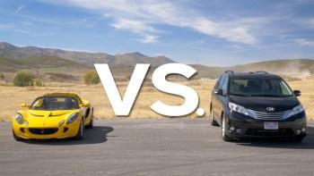 Lotus vs Minivan – The Spectrum of Sacrifice | Everyday Driver