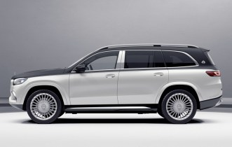 2021 Mercedes-Maybach GLS revealed: Plush $161,550 SUV has Bentayga, Cullinan in its sights