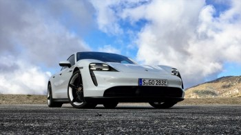 Porsche Taycan Turbo EPA ratings: Lowest among electric cars in efficiency