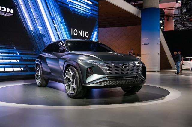 Hyundai Vision T Concept, 2019 LA Auto Show