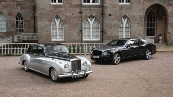 Bentley ends production of iconic L-series V-8 after 61 years