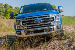 Review update: The 2020 Ford F-350 Super Duty Tremor aims for work and play