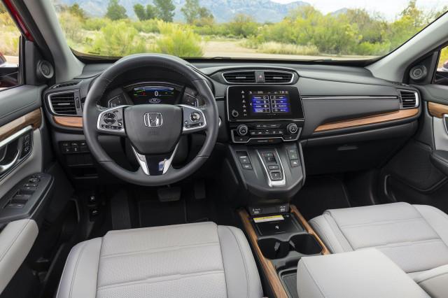 2021 Honda CR-V (CR-V Hybrid)