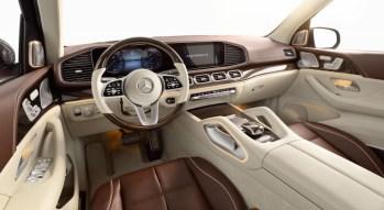 2021 Mercedes-Maybach GLS: $161,550 SUV has Bentayga, Cullinan in its sights