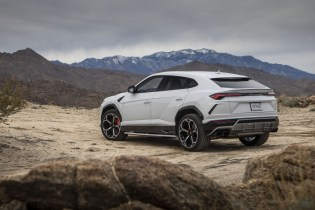 Lamborghini Urus recalled because it could catch on fire