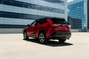 Toyota RAV4 Prime plug-in hybrid is still flying off dealer lots—faster than Mach-E