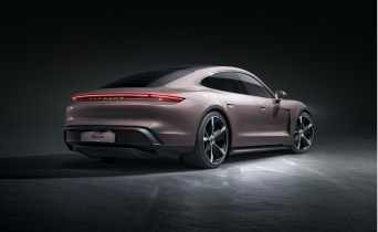Base rear-wheel-drive 2021 Porsche Taycan coming to US for $81,250