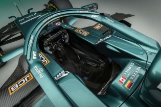 Meet the AMR21: First Aston Martin F1 car in 60 years revealed