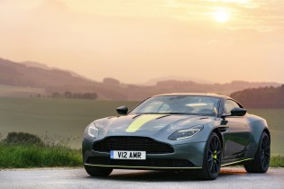 Aston Martin CEO says it's time for the company to follow through on product plans
