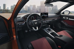 Preview: 2022 Honda Civic Si revealed with 200 hp, Type R hand-me-downs