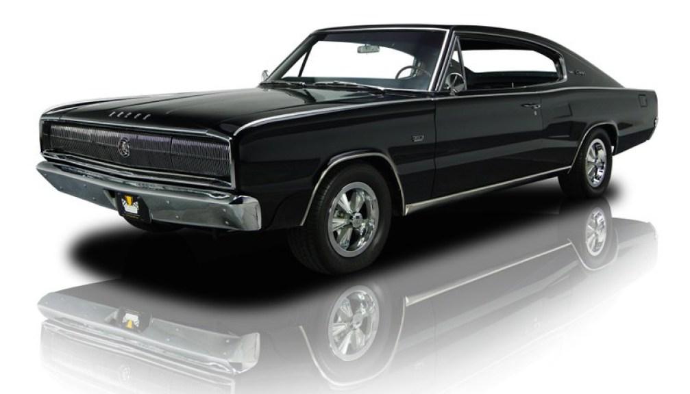 1966-dodge-charger RK Motors