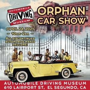 orphan car show in el segundo
