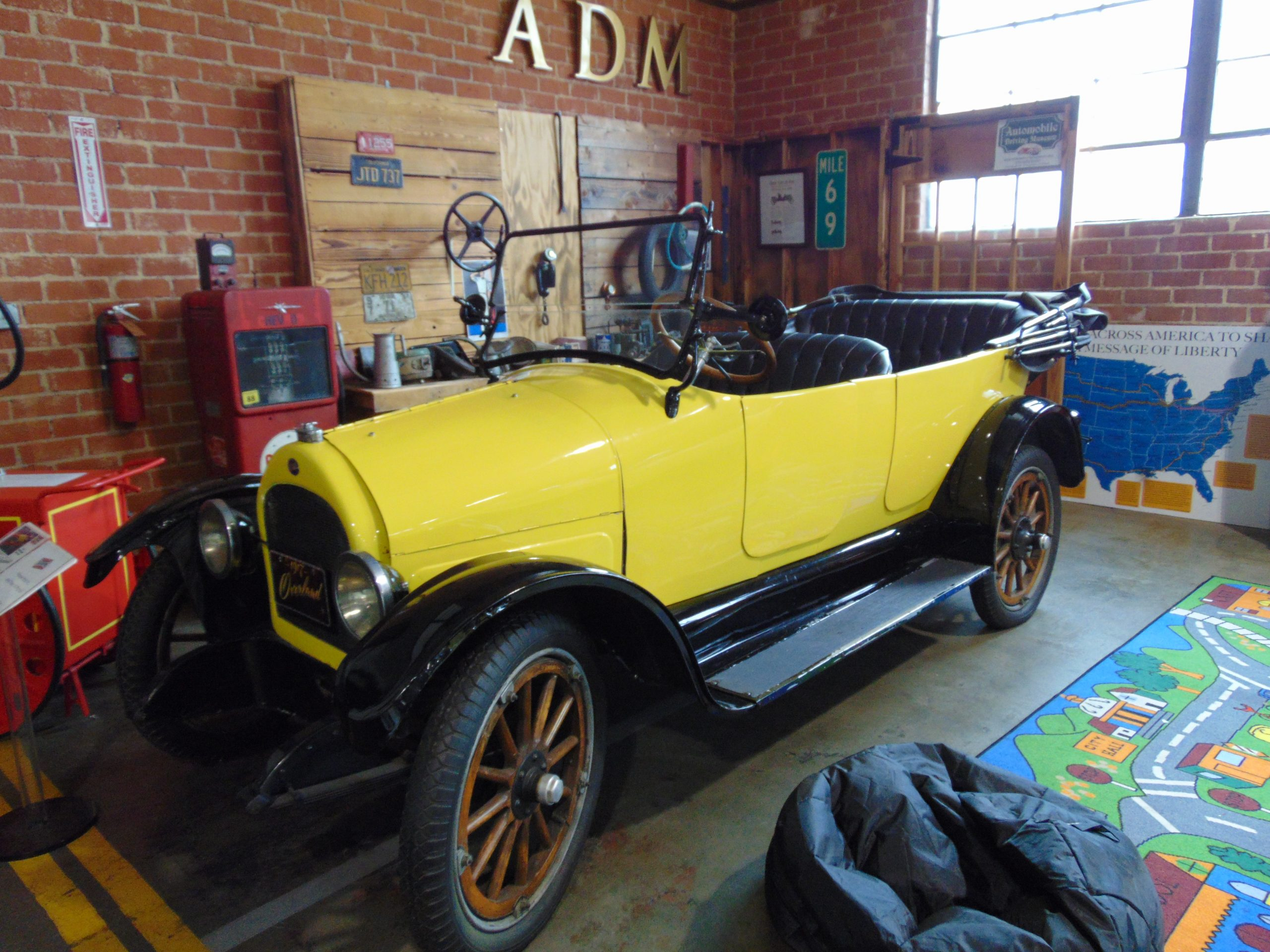 1917 Overland for Rent
