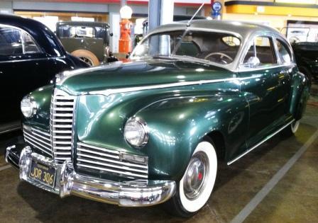 1946 Packard Clipper for rent