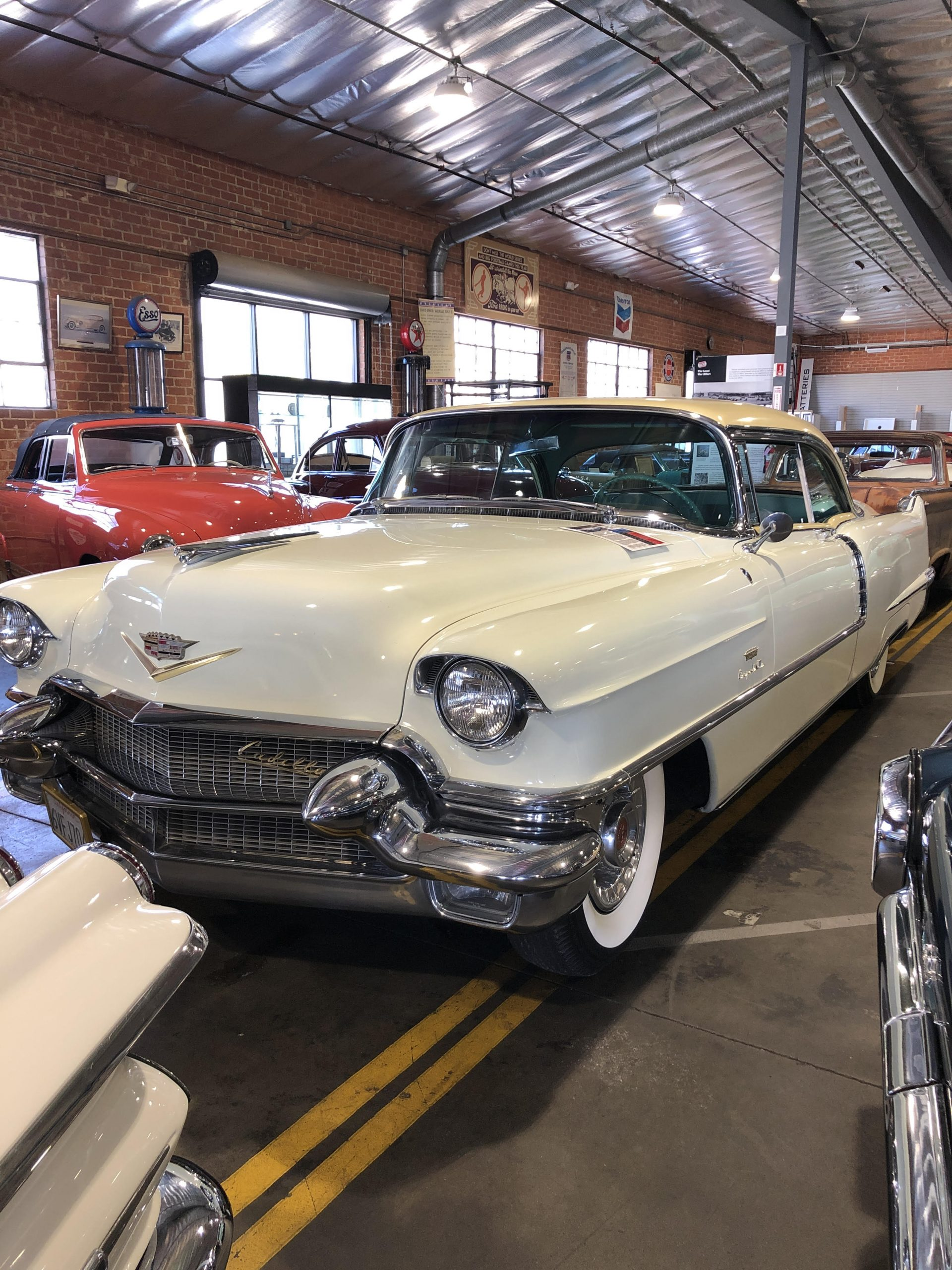1956 Cadillac Coupe deVille for rent