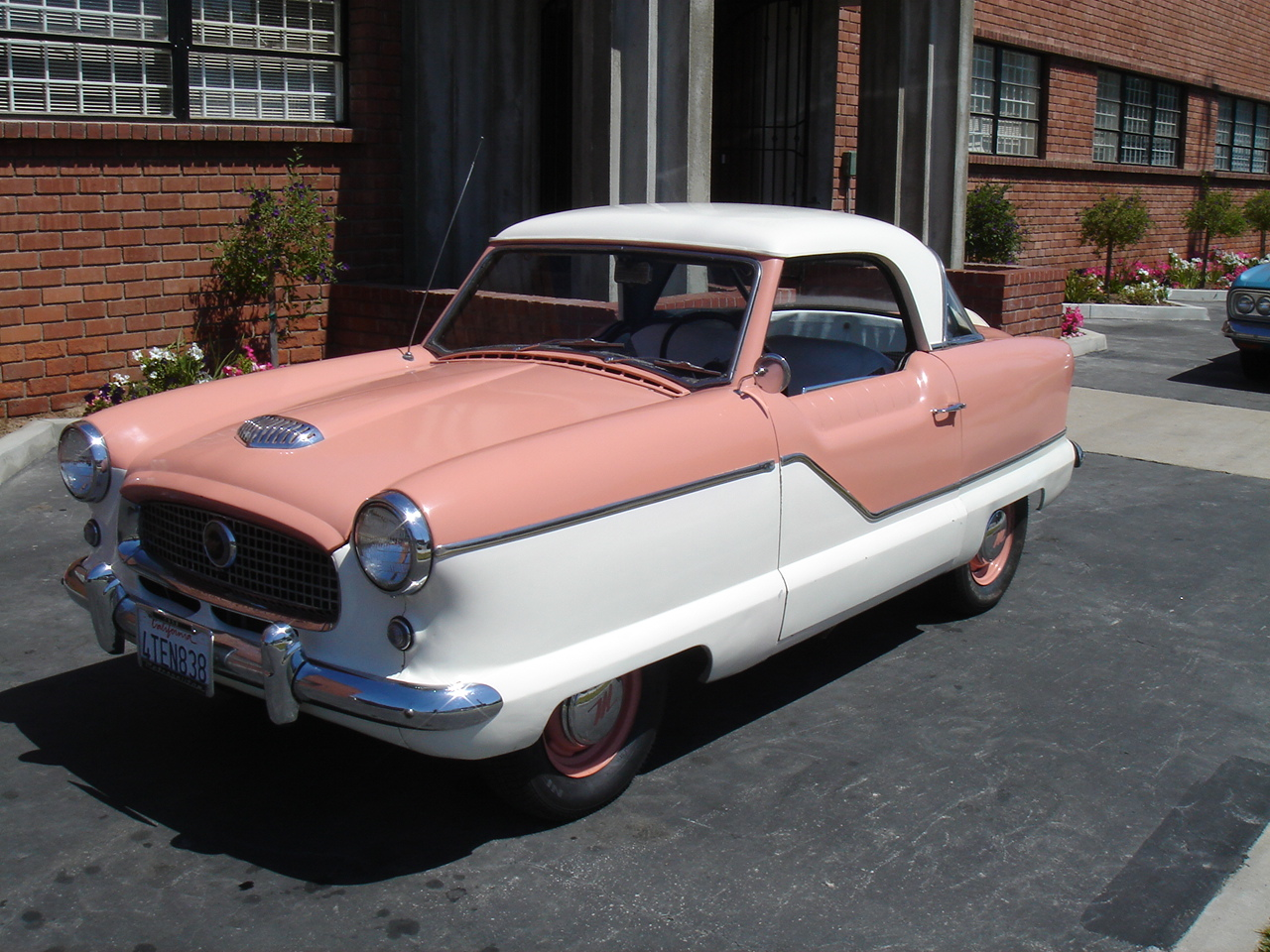 1958 metropolitan for rent