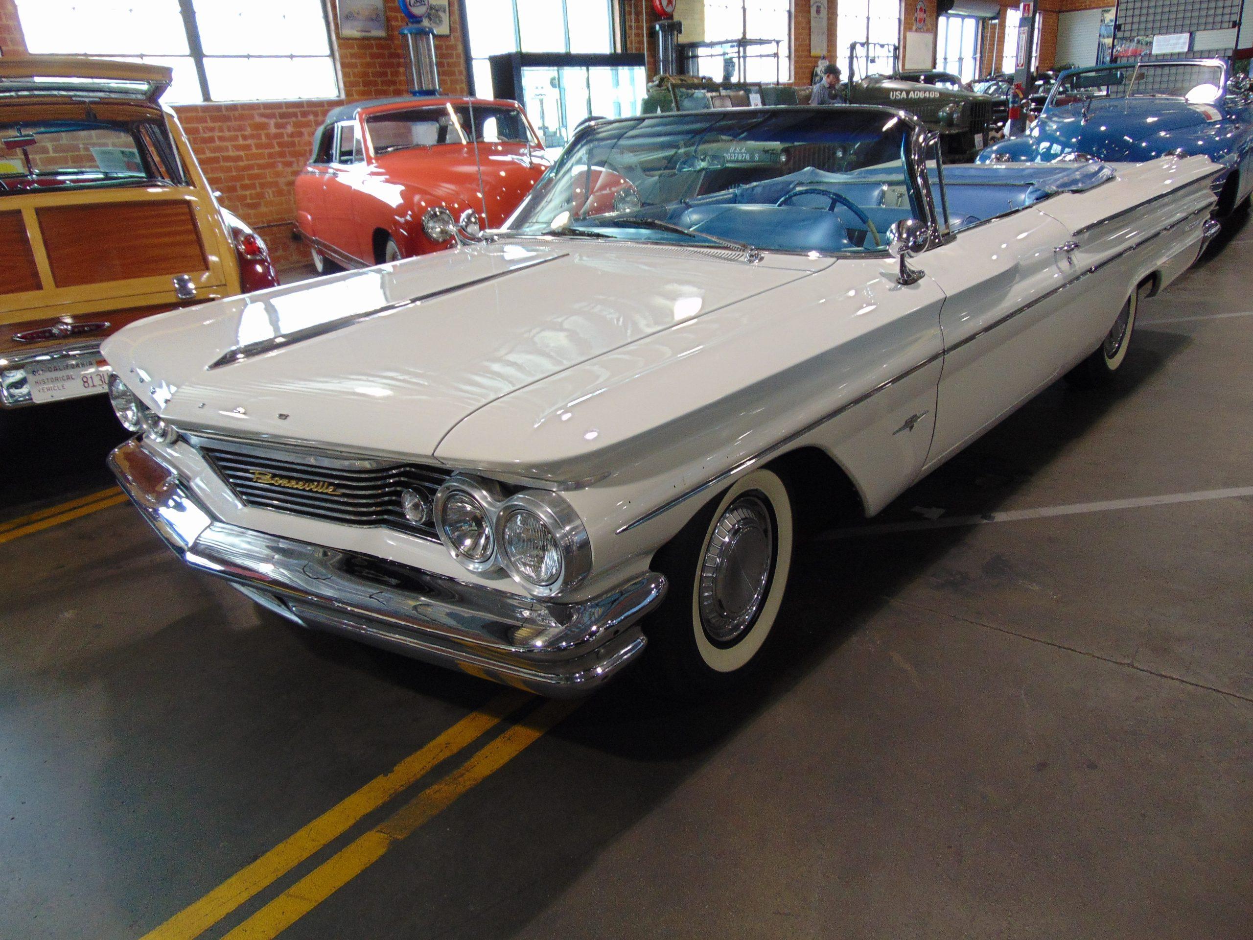 1960 Pontiac for rent