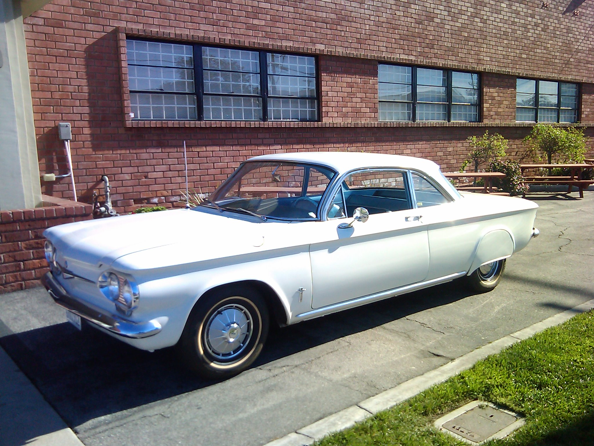 1962 Corvair for rent